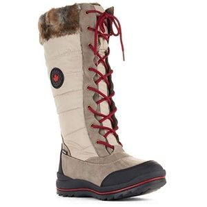 Cougar Canada Chateau Winter Snow Boots Size 8